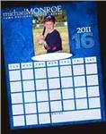 Calendar Wipe Board